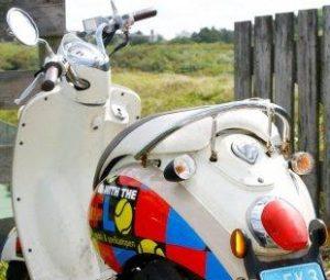 Scooter verhuur bergen